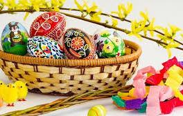 Změna svozu komunálního odpadu o Velikonočních svátcích